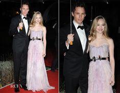 Amanda Seyfried In Alexander McQueen – The Sun Military Awards