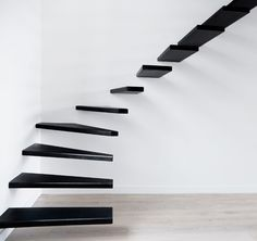 Floating Staircase by Ecole