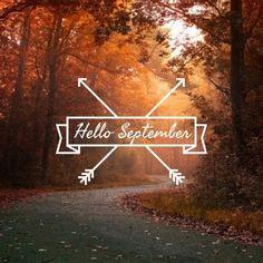 Hello September Sayings 2018