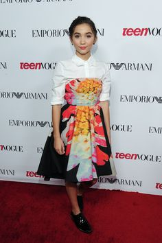 'Girl Meets World' star Rowan Blanchard