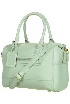 Mint Bowling Bag