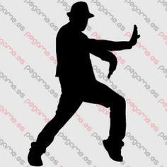 Pegame.es Online Decals Shop  #dance #break_dance #hip_hop #urban #street #vinyl #sticker #pegatina #vinilo #stencil #decal