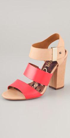 Sam Edelman Yelena High Heel Sandals #shopbop