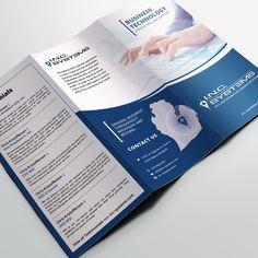 Design a fresh looking brochure for a growing IT Company by zeljko_radakovic