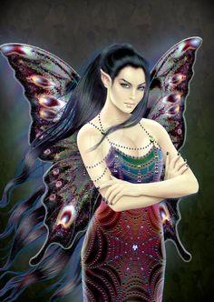 Bad Fairy by Maxine Gadd ~•º•~>¡<•º•>!<•º•>¡<~•º•~