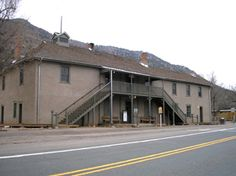 Lincoln County Museum from Billy the Kid territory.