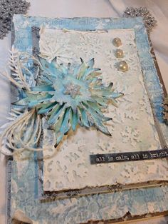 sarascloset: Anything But Cute Mixed Media Challenge # 8 You've Got Happy Mail