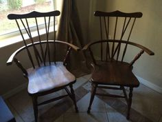 Chairs $250.00 for pair