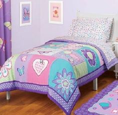 Full American Kids Microfiber Reversible Comforter Butterfly Patches American Kids Collection http://www.amazon.com/dp/B00GLBOMGU/ref=cm_sw_r_pi_dp_EEinub0S2CZX9