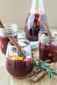 Dishing Up the Dirt - Winter Sangria - Farm To Table Recipes