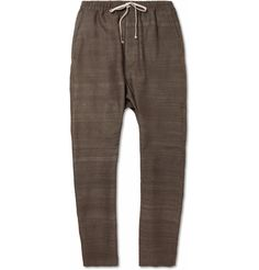 Always loved the idea of a luxurious sweatpant