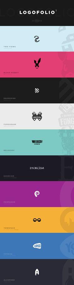 Ознакомьтесь с моим проектом @Behance: «Logofolio #1» https://www.behance.net/gallery/53490455/Logofolio-1