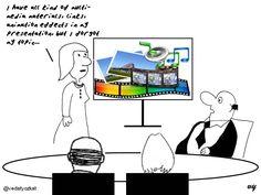 Business Cartoons - Multimedia...