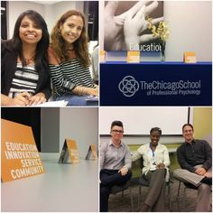 Thank you to all of the potential future The Chicago School of Professional Psychology students who attended this weeks L.A. campus open house! It was great meeting you all. http://www.thechicagoschool.edu/Home