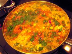 moqueca capixaba with Pacific cod. Used achiote instead of colorau. Very good!