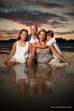 family beach portraits ideas - Google Search