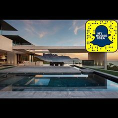 Hey snappers if you didnt already know  were on Snapchat! Follow MyHouseIdea all you have to do is scan the code or add us by username (myhouseidea). See you over there! Photo by @adamletchfoto #myhouseidea #interiordesign #interior #interiors #house #home #design #architecture #decor #homedecor #luxury #decor #love #follow #archilovers #casa #weekend #archdaily #beautifuldestinations - Architecture and Home Decor - Bedroom - Bathroom - Kitchen And Living Room Interior Design Decorating…