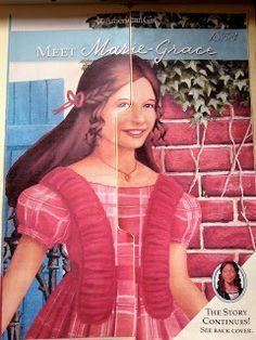 Marie Grace American Girl Lapbook