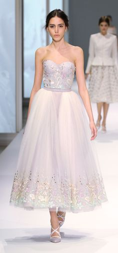Ralph & Russo Haute Couture Spring 2015.