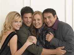 Lulu, Lucky, Laura and Nikolas - General Hospital #GH #GH50
