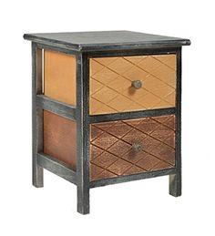 ts-ideen Kommode Schrank shabby schwarz Nachttisch 2 Schubladen braun beige Schlafzimmer Wohnzimmer Kinderzimmer Badezimmer oder Büro ts-ideen http://www.amazon.de/dp/B01CUKOQ7U/ref=cm_sw_r_pi_dp_TfLcxb0D6NX3C
