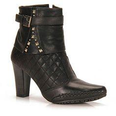 Ankle Boots Ramarim 14-15104 - Preto