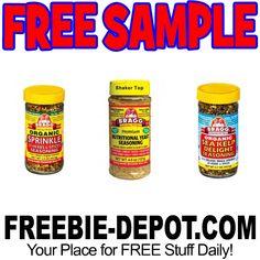 ►► FREE SAMPLE - Bragg Sea Kelp Seasoning, Organic Sprinkle and Yeast Packets - 3 FREE Sample Packets ►► #Diet, #Free, #FREESample, #FREEStuff, #Freebie, #Frugal, #Healthy, #HealthyLiving, #Kelp, #Natural, #Organic, #Sample ►► Freebie Depot