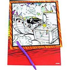 SAVVI Magic Art Scratchers Crossbones. *** Want additional info? Click on the image. (This is an affiliate link) #ScratchArt Internet Offers, Art And Craft Materials, Scratch Art, Magic Art, Creative Kids, Arts And Crafts, Link, Image, Art And Craft