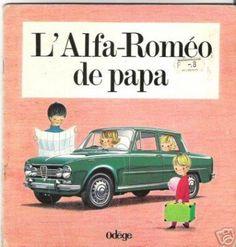 L' Alfa Romeo de papa