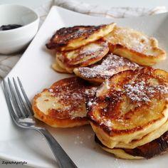 Banana pancakes #zapachapetytu #banana #pancakes #breakfast Banana Pancakes, French Toast, Breakfast, Food, Morning Coffee, Plantain Pancakes, Essen, Meals, Yemek
