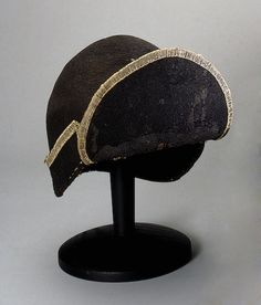 Cap for the Military Uniform of Tsar Peter the Great, circa first quarter of the 18th Century.