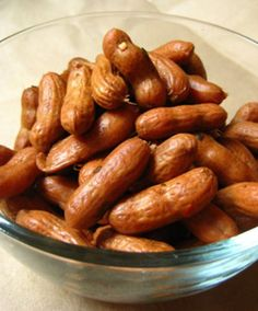 Southern Food Photo Gallery boiled peanuts