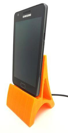 Stojan na telefon / Phone holder #3dprint #3dtlac #phoneholder