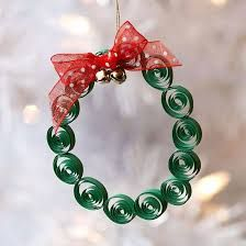 Image result for diy quilled christmas ornaments