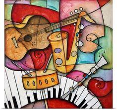 Eric Waugh: Jazz Makers I (Sax)
