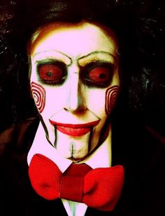 The puppet from Saw