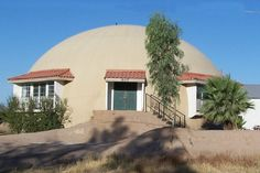 A Monolithic Dome Home with a WOW Factor