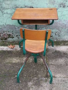 Mullca school lessenaar   Junior Vintage & Design