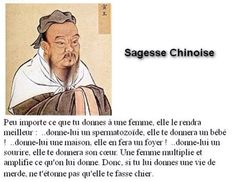 Sagesse chinoise Georges Wolinski, Lol, Baseball Cards, Funny, Hilarious Stuff, Facebook, Good Funny Jokes, Wisdom, Quotes