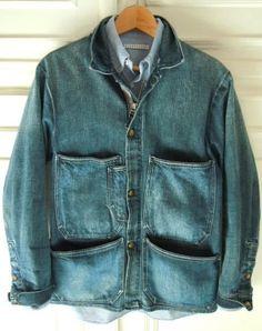 Missed connection vintage r by 45rpm denim jacket