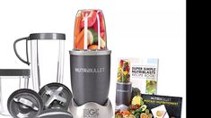 NutriBullet NBR 1201 for nutritious protein shakes and green smoothies