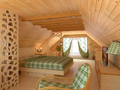 Trendy Home Bedroom Ideas Garage 38 Ideas Attic Bedroom Small, Attic Bedroom Designs, Attic Bedrooms, Attic Design, Home Bedroom, Bedroom Furniture, Bedroom Ideas, Attic Renovation, Attic Remodel