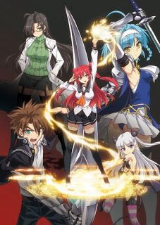 Shinmai Maou no Testament ¡AnimeQ! Animes Online