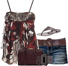 """""""Untitled #747"""" by mzmamie on Polyvore"""