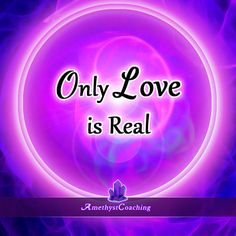 I believe it is. But If Love IS so real, why is there so little of it??????????????