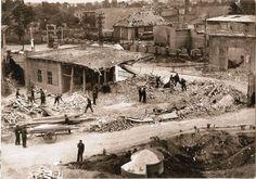 Az 1944. április 13-i győri terrorbombázás - Régi Győr Painting, Art, Art Background, Painting Art, Kunst, Paintings, Performing Arts, Drawings, Art Education Resources