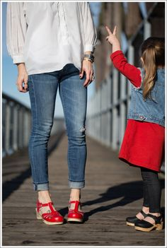 Blog See by Chloe White Boho Vince destroyed Skinny Jeans Sven Lacy Clog-4