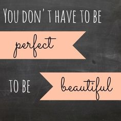 Imperfectly Beautiful - thoughts on beauty. +++For more quotes about #life, visit http://www.hot-lyts.com