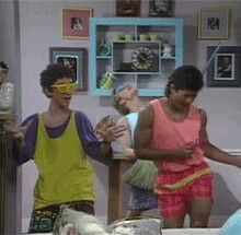 I remember this part in saved by the bell.its so funny
