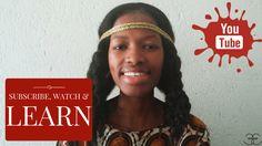 natural hair vlog south africa
